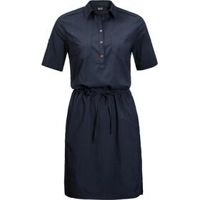 Jack Wolfskin Desert Park jurk Dames blauw